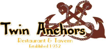 Twin Anchors Logo