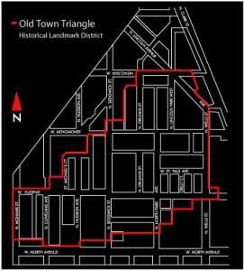 Triangle HD MAP