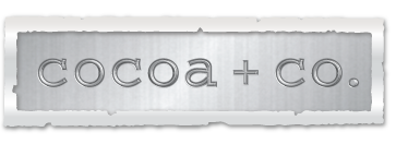 Cocoa + Co logo